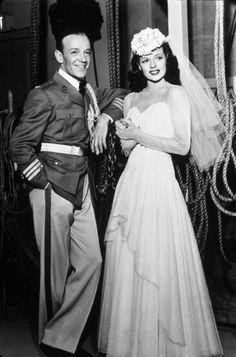 Rita Hayworth is absolutely elegant