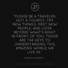 Life Lessons // What is a Long Term Traveler?