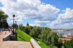 My photo planet: Nizhny Novgorod Kremlin