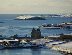 scalloway castle, scalloway, shetland