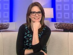 Tina Fey swaps out her signature glasses - TODAY.com