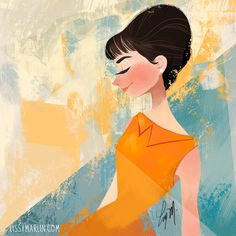 This week one of my favorite artists, Victoria Ying, started a #7DaysOfColor Challenge over @instagram. Every day of the week is assigned on...