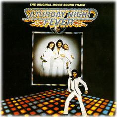 The Bee Gees and Saturday Night Fever...this was more late 70's, but the beginning of 80's dance fever for me.