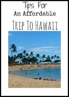 Tropical Vacations You Can Actually Possibly Afford Travel Tips To help you plan an Affordable Trip To Hawaii . Great ideas for vacation planning and helping you with your next family travel getaway. Hawaii Honeymoon, Hawaii Vacation, Hawaii Travel, Travel Usa, Travel Tips, Hawaii Trips, Travel Hacks, Budget Travel, Hawaii 2017