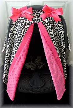 LOVE! This carseat canopy!!! I must have this when I have another little girl.