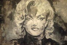 Marilyn Monroe-70x100 cm