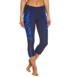 04abd01e8 TYR Women s Cadet Flex Splice Capri Swim Tight at SwimOutlet.com – The  Web s most popular swim shop