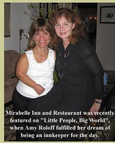 Little People Big World at Mirabelle Inn and Restaurant