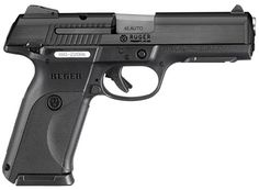Ruger® SR45™ Centerfire Pistol Models - nice pistol in a great combat caliber.  This might be my next purchase.