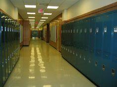 In High School, High School Students, Public School, Middle School, Back To School, High School Lockers, Chapel Hill High School, Liberty High School, Private School