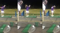 This two person golf trick shot is unbelievable!!!!!!!!!!!