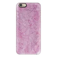 iPhone 6 Plus/6/5/5s/5c Case - Lavender Blossom Marble ($40) ❤ liked on Polyvore featuring accessories, tech accessories, phone cases, phones, tech, electronics, iphone case, apple iphone cases, slim iphone case and iphone cover case