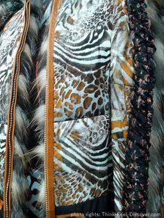 PKZ Furs Kastoria International Fur Fair AW16/17 BACKSTAGE Fashion by Think-feel-Discover.com Furs, Fashion Details, Backstage, Interview, Bomber Jacket, Leather Jacket, Studded Leather Jacket, Leather Jackets, Fur