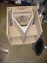 La Scala build - Page 2 - Technical/Modifications - The Klipsch Audio Community Pro Audio Speakers, Horn Speakers, Diy Speakers, Subwoofer Box Design, Speaker Box Design, Klipsch Speakers, Speaker Plans, Oak Plywood, Audio Design