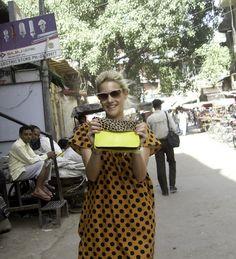 RUBIA MALA DE LA MODA: My Personal Indian Style