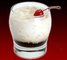 Brown squirrel liqueur.This delicious liqueur made from Amaretto cream liqueur,creme de cacao and vanilla ice cream.