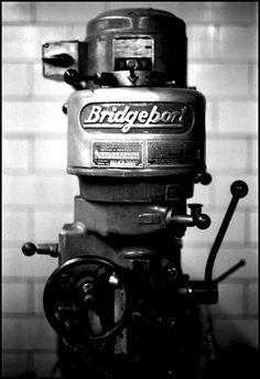 bridgeport mill J head