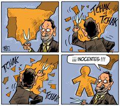 Los recortes de Rajoy |  Caos en la redacción (XLVII)