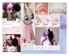 """""""Picture, picture, smile for the picture Pose with your brother, won't you be a good sister? Everyone thinks that we're perfect Please don't let them look through the curtains."""" by meep1213 ❤ liked on Polyvore featuring Dollhouse, TheBalm, Y.R.U. and Royal Albert"""