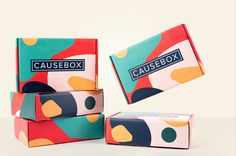 Causebox is based in Venice, California, and specialises in hand curated, socially conscious products delivered each season. Each box contains 6-8 products for women.Every product has a story and makes the world better.The fall box design was based on…