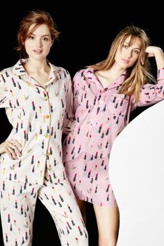 BedHead couture loungewear and pajamas for the entire family
