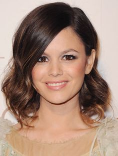 Rachel Bilson at the Art Of Elysium's Annual Heaven Gala. I know this is a faux bob, but it would work if you already have this length of hair. Hair Color For Tan Skin, At Home Hair Color, Cool Hair Color, Hair Colour, Eye Color, Rachel Bilson, Faux Bob, Celebrity Hairstyles, Summer Hairstyles