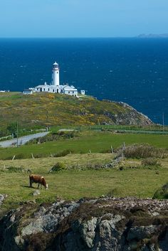 Donegal, Ireland. Go to www.YourTravelVideos.com or just click on photo for home videos and much more on sites like this.