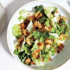 Wilted Escarole Salad
