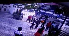 Video Detik-Detik Kecelakaan Maut di Depan Samsat Kuningan