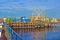 Pacific Park Santa Monica | Pacific Park Pier Santa Monica CA, family amusement park large New ...
