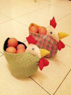 Les gallines ponedores ....