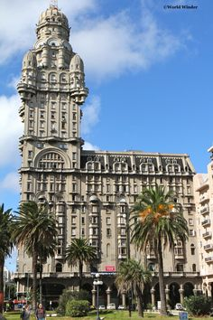 """Cited as one of the """"most livable cities"""" in South America, Montevideo in Uruguay is often an overlooked city. To many, Uruguay sounds familiar… Montevideo rings a bell somehow…But this seaside metropolis is an underrated gem jutting out into the Atlantic, worth a visit especially in the summer. The city sits on a peninsula with ocean breezes, sweeping positive ions over cobbled streets and the meandering beach palisades called Las Ramblas. Everything centers around the Old City, or Ciudad…"""