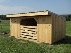 Goat Sheds - Mini Barns and Shed Construction - Millersburg Ohio - pallet shed - Sheep Shelter, Goat Shelter, Mini Shed, Sheep House, Millersburg Ohio, Goat Shed, Goat House, Shed Construction, Mini Barn
