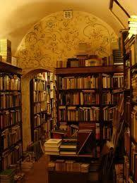Bookstore, Lublin, Poland