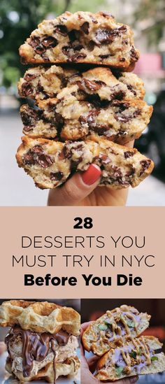 28 Desserts You Must Try In NYC Before You Die -   .