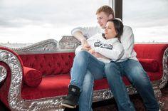 Лена и Антон. Второй день после Свадьбы.