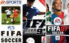 Dez curiosidades sobre a franquia FIFA Soccer