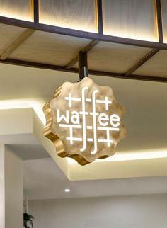 Waffee / A Friend of Mine & Foolscap Studio   AA13 – blog – Inspiration – Design – Architecture – Photographie – Art
