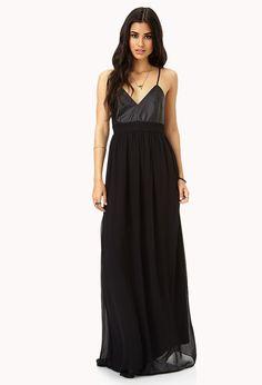 Secret Rebel Maxi Dress   FOREVER21 - 2000140302