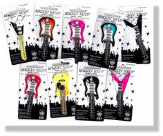 Full Set 9 pcs Rockin' Keys - Collect them all!