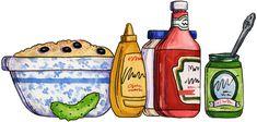 [imagem decoupage clipart Picnic Food01[3].jpg]