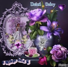 Dzeń Dobry Good Morning, Projects To Try, Christmas Ornaments, Holiday Decor, Pictures, Night, Wonderful Images, Scrappy Quilts, Text Posts