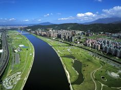 taipei, jilong (keelung) river