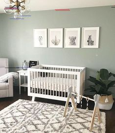 White and Grey Gender-Neutral Nursery 22 Funny Childrens Beds for Your Next Bed Decoration