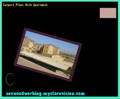 Carport Plans With Apartment 214935 - Woodworking Plans and Projects!