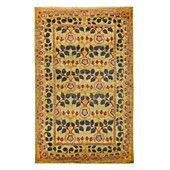 """Morris Collection Oriental Rug, 4'10"""" x 8'4"""""""