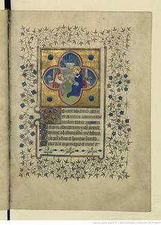 Horae ad usum Briocensem, 1410-1430, Bibliothèque nationale de France, Département des manuscrits, NAL 3194