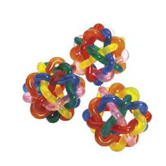 Rubbery Rainbow Balls