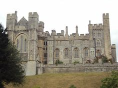 Arundel Castle, West Sussex - UK