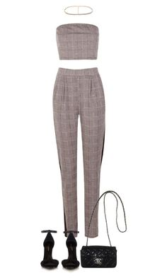 """Untitled #4955"" by theeuropeancloset on Polyvore featuring Yves Saint Laurent and Chanel"
